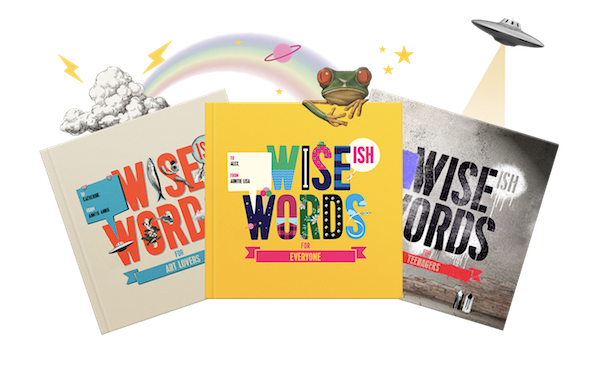 Wise(ish) Words Special Editions