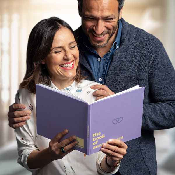 Personalised Book for Couples