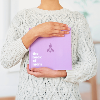 Personalized Book of Mom